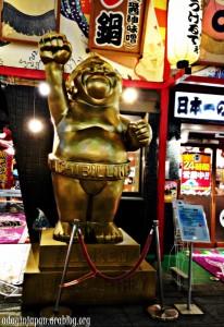 Bilikan Statue