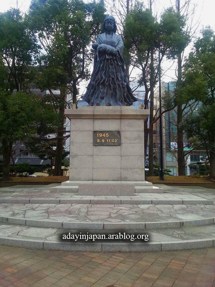 التمثال_التذكاري_ناغازاكي