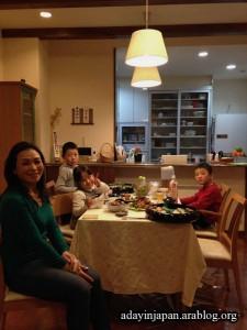عائلتي اليابانية